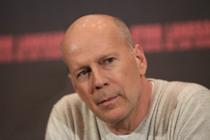 Bruce Willis, (c) 20th Century Fox 2013